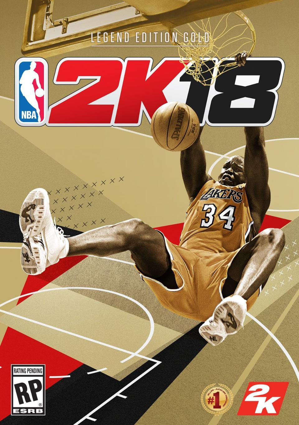 NBA 2K18 Brings Back a Familiar Face for
