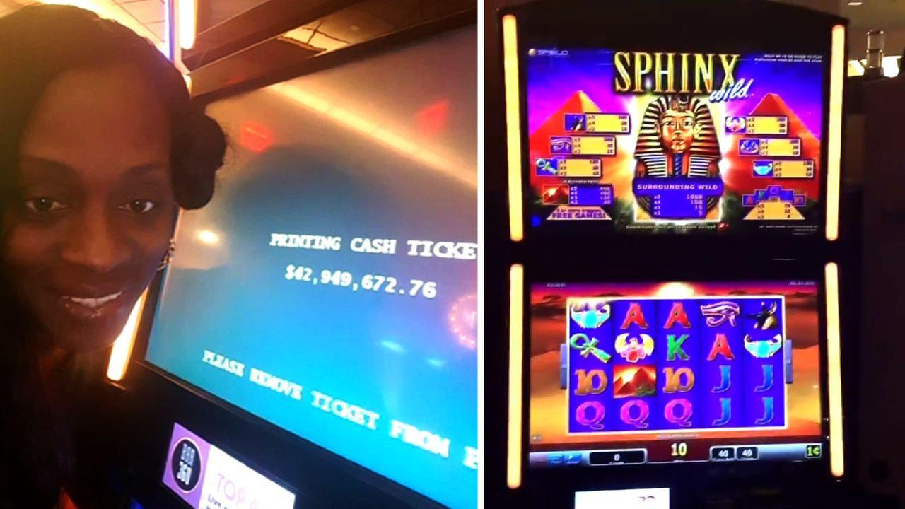 Woman sues casino indiana