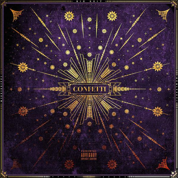 """Big K.R.I.T. Drops New Song """"Confetti"""""""