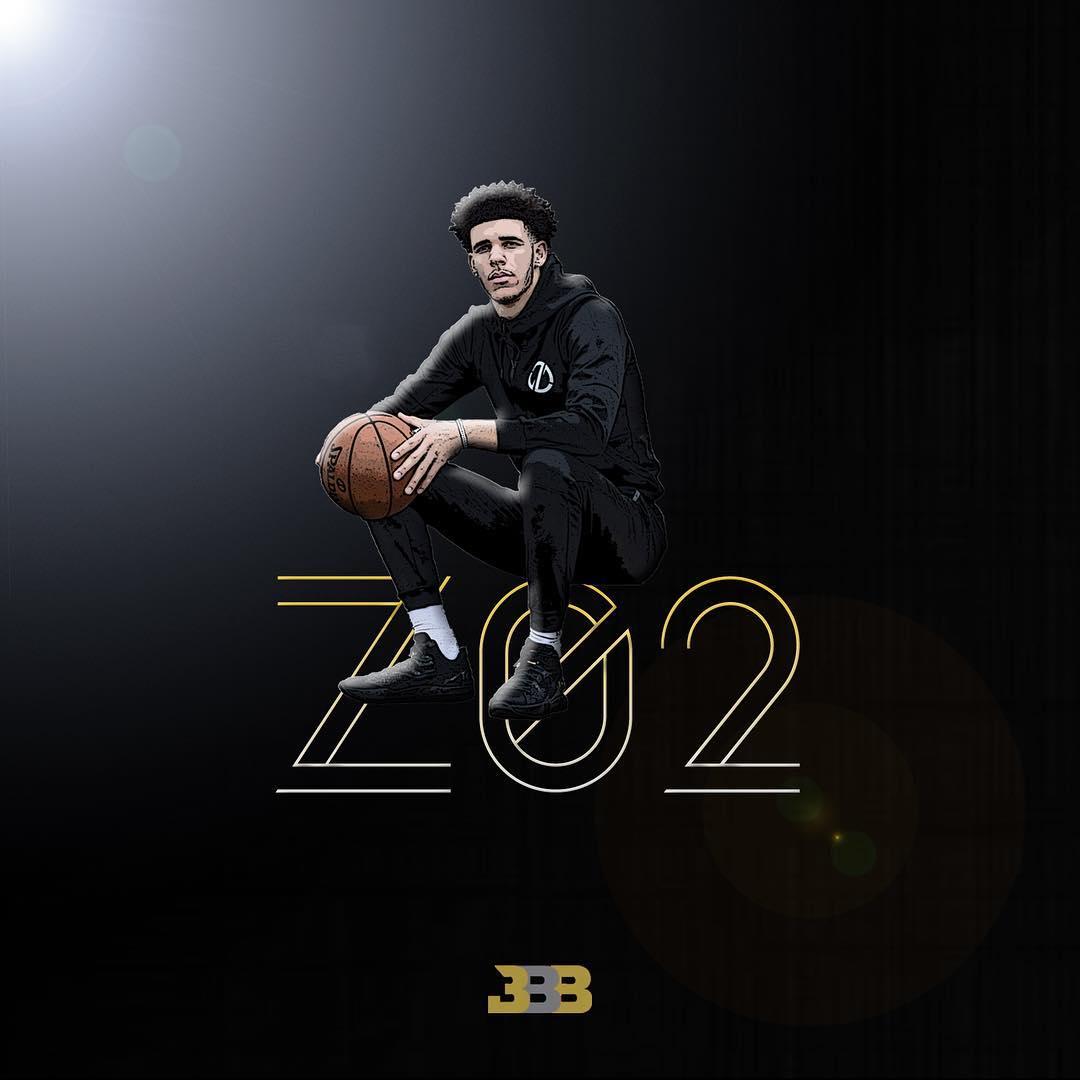 buy online b5da4 712f6 Lonzo Ball – Zo2 | All Black Media