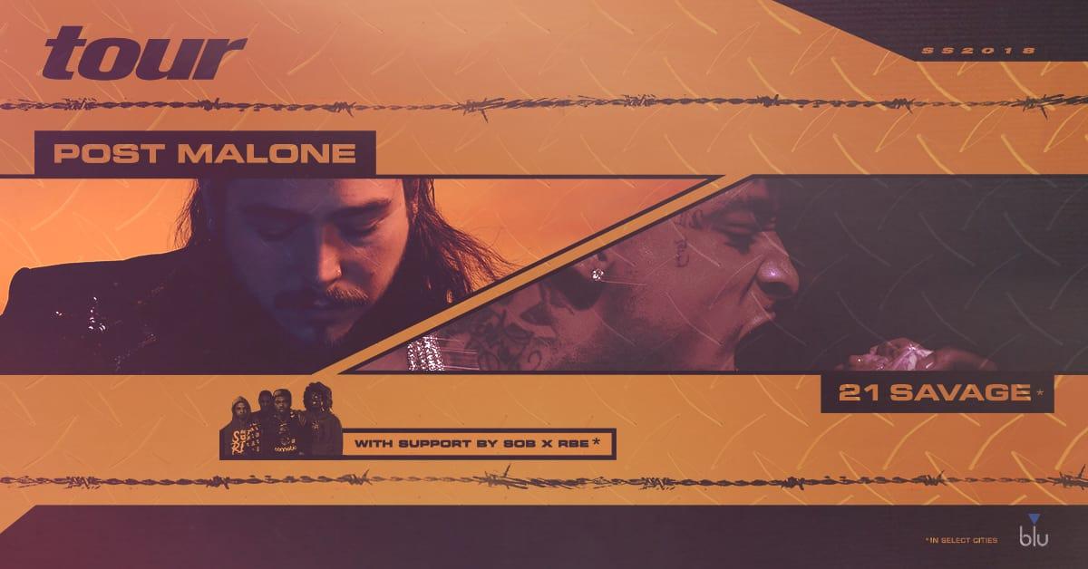 Post Malone  Tour Boston