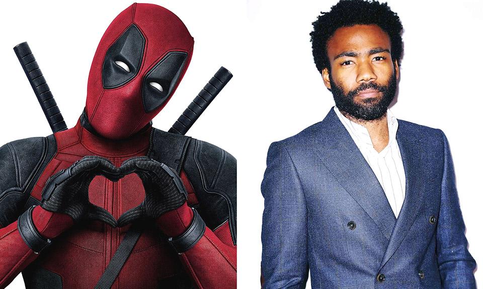 Donald glover leaks script for 39 deadpool 39 tv show clears for Deadpool show